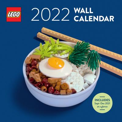 LEGO 2022 Wall Calendar Cover Image