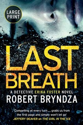 Last Breath (Erika Foster #4) Cover Image