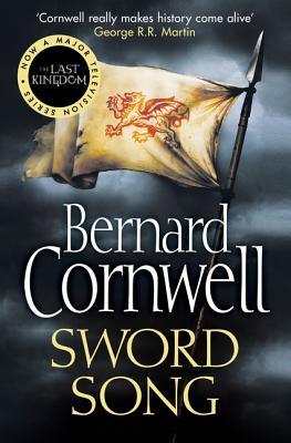 Sword Song. Bernard Cornwell Cover Image