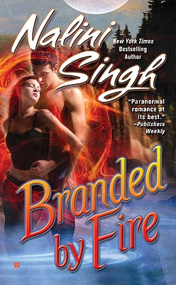 Branded by Fire (Psy-Changeling Novel, A #6) Cover Image
