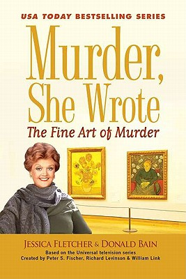 Murder, She Wrote: The Fine Art of Murder Cover Image