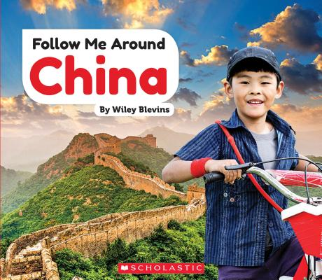 China (Follow Me Around) Cover Image