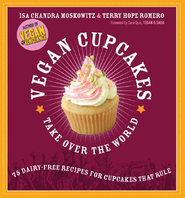 Vegan Cupcakes Take Over the World Cover
