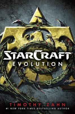 StarCraft: Evolution: A StarCraft Novel Cover Image