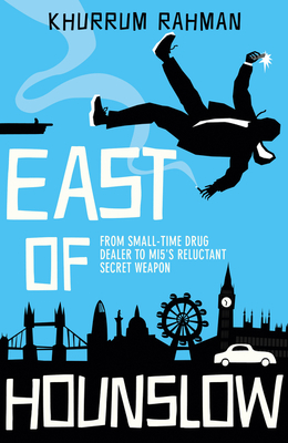 East of Hounslow (Jay Qasim, Book 1) Cover Image