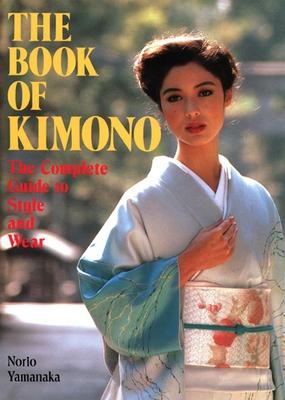 The Book of Kimono Cover Image