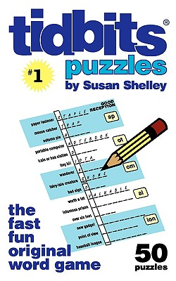 Tidbits(r) Puzzles #1 Cover Image