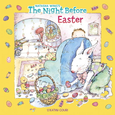The Night Before Easter Cover