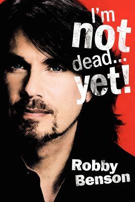 I'm Not Dead... Yet! Cover