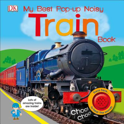My Best Pop-up Noisy Train Book (Noisy Pop-Up Books) Cover Image