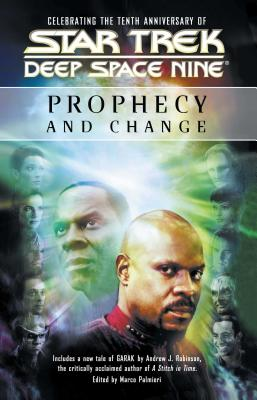 Star Trek: Deep Space Nine: Prophecy and Change Anthology Cover Image