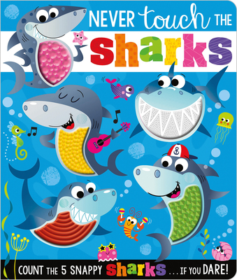 Never Touch the Sharks Cover Image