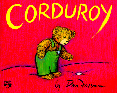 Corduroy (Picture Puffin Books) Cover Image