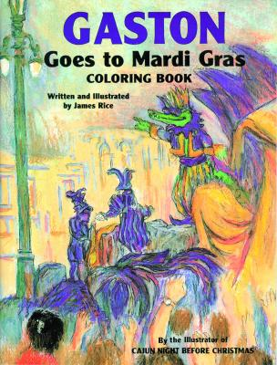 Gaston Goes to Mardi Gras (Gaston(r)) Cover Image
