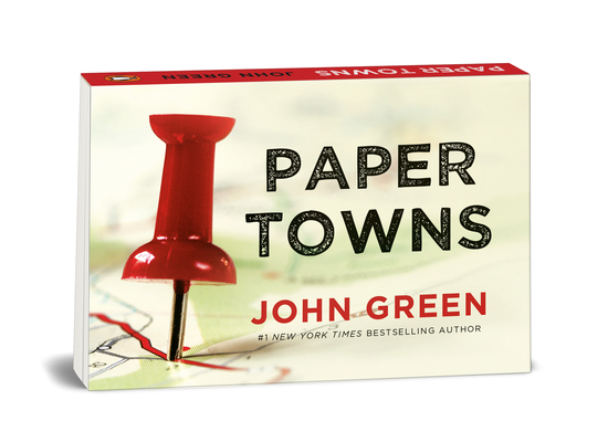 Penguin Minis: Paper Towns Cover Image
