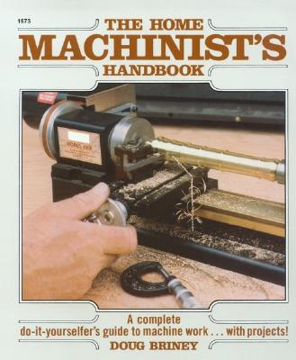 Home Machinists Handbook cover
