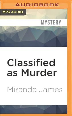 Classified as Murder (Cat in the Stacks Mysteries #2) Cover Image