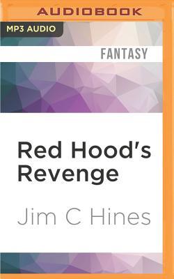 Red Hood's Revenge (Princess Novels #3) Cover Image