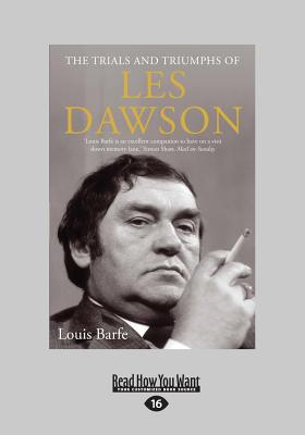 The Trials and Triumphs of Les Dawson (Large Print 16pt) Cover Image