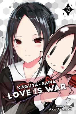 Kaguya-sama: Love Is War, Vol. 15 Cover Image