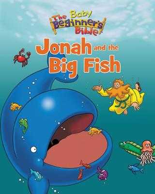 The Baby Beginner's Bible Jonah and the Big Fish Cover