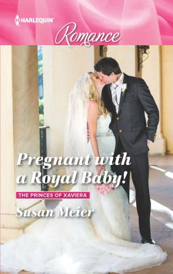 Pregnant with a Royal Baby! (Harlequin Romance Large Print #4508) Cover Image