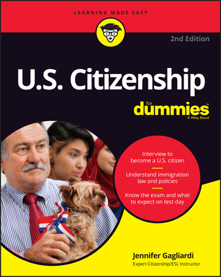 U.S. Citizenship for Dummies Cover Image