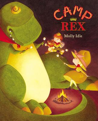 Camp Rex Cover