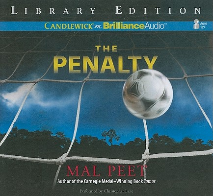 The Penalty (Paul Faustino Novels (Audio)) Cover Image