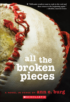 Cover for All the Broken Pieces