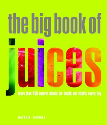 The Big Book of Juices Cover