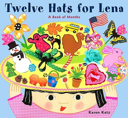Cover for Twelve Hats for Lena