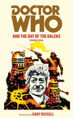 Doctor Who and the Day of the Daleks Cover