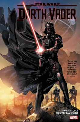 Star Wars: Darth Vader by Charles Soule Omnibus Cover Image
