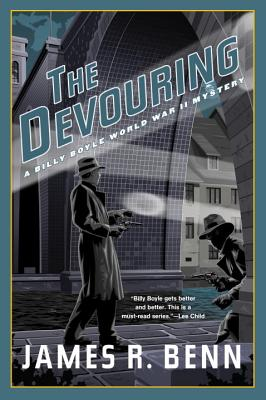The Devouring (A Billy Boyle WWII Mystery #12) Cover Image