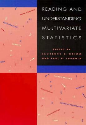 Reading & Understanding Multivariate Statistics Cover Image