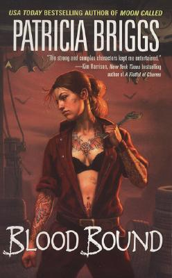 Blood Bound (A Mercy Thompson Novel #2) Cover Image