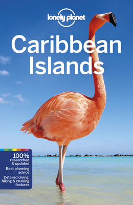 Lonely Planet Caribbean Islands 8 (Multi Country Guide) Cover Image