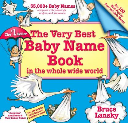 Very Best Baby Name Book Paperback Towne Center Books