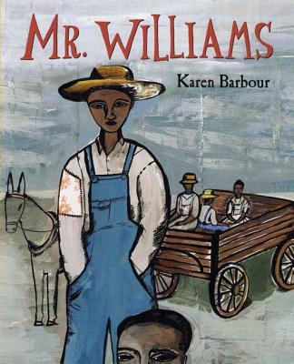 Mr. Williams Cover