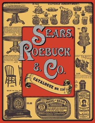 Sears, Roebuck & Co.: Catalogue No. 114 Cover Image