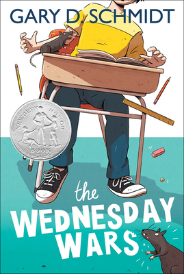 The Wednesday Wars Cover Image