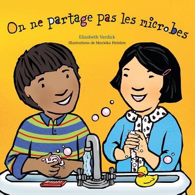 On Ne Partage Pas Les Microbes Cover Image