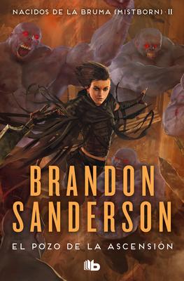 El pozo de la ascensión / The Well of Ascension (Nacidos de la bruma / Mistborn #2) Cover Image