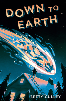 Cover for Down to Earth