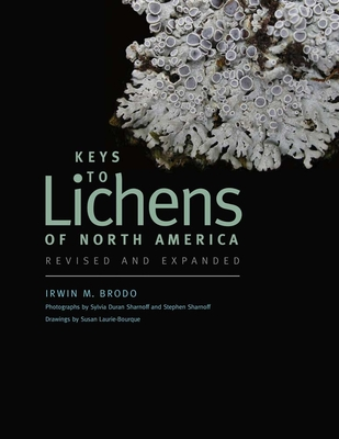 Keys to Lichens of North America: Revised and Expanded Cover Image