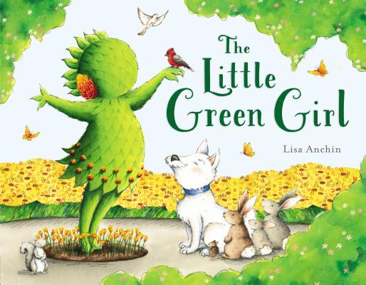 The Little Green Girl Cover Image