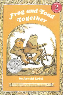 Frog and Toad Together Book and CD (I Can Read Level 2) Cover Image