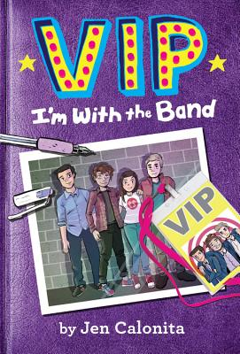 VIP: I'm with the Band Cover Image