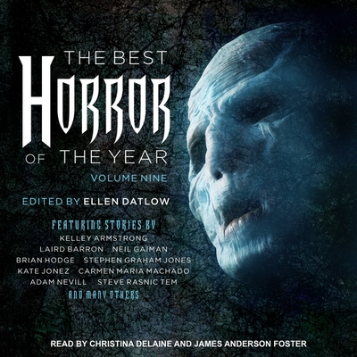 The Best Horror of the Year Volume Nine Lib/E Cover Image